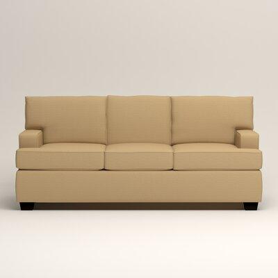 Clarkedale Sofa Upholstery: Trillion Saffron