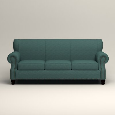 Landry Sofa Upholstery: Lizzy Prussian