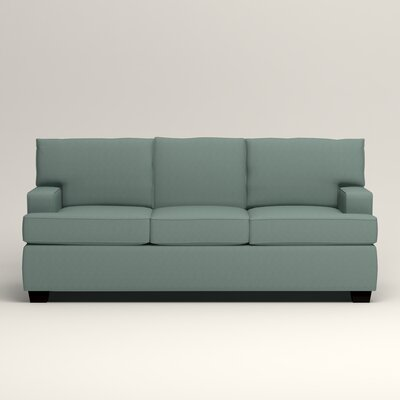 Clarkedale Sofa Upholstery: Hilo Turquoise