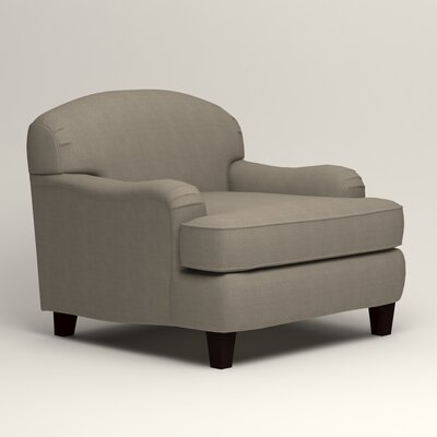 Cheshire Armchair Upholstery: Hilo Seagull
