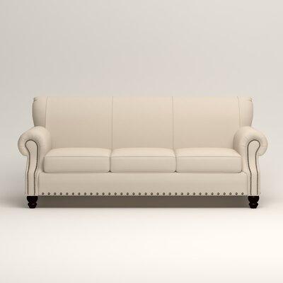 Landry Sofa Upholstery: Bayou Natural