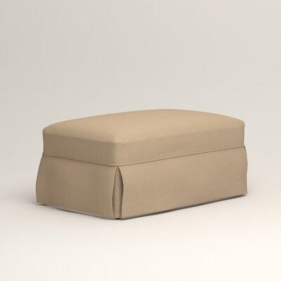 Owen Ottoman Upholstery: Bayou Stone