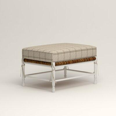 Stephanie Ottoman Upholstery: Stedman Natural