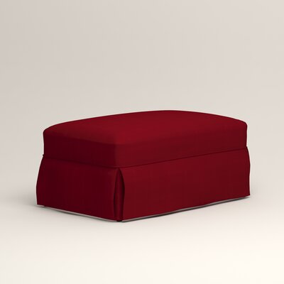 Owen Ottoman Upholstery: Bayou Flame
