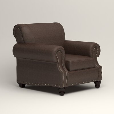 Landry Club Chair Upholstery: Steamboat Putty
