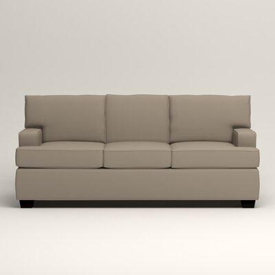 Clarkedale Sofa Upholstery: Tibby Linen