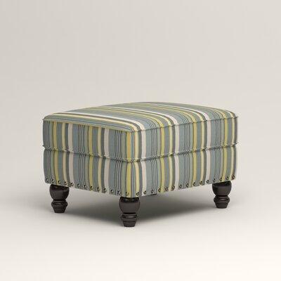 Landry Ottoman Upholstery: Dunagen Ocean