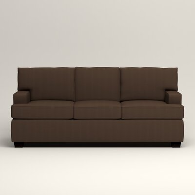 Clarkedale Sleeper Sofa Upholstery: Bayou Coffee