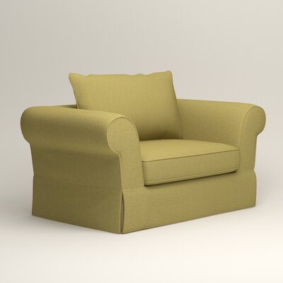 Owen Chair Upholstery: Lizzy Kiwi