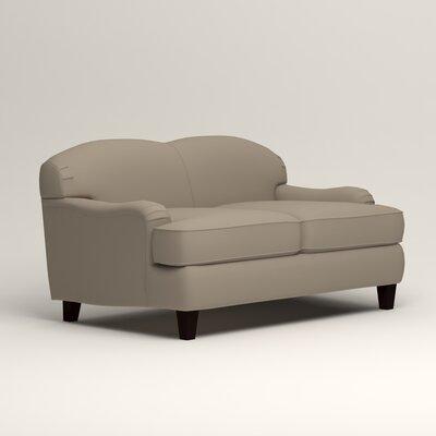 Cheshire Loveseat Upholstery: Tibby Linen