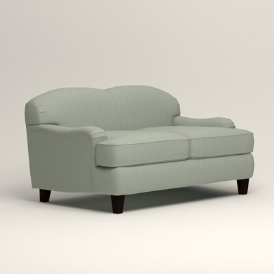 Cheshire Loveseat Upholstery: Bayou Spray