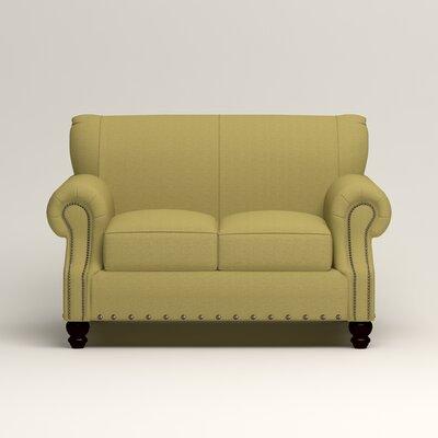 Landry Loveseat Upholstery: Lizzy Kiwi