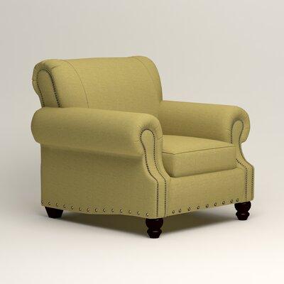 Landry Chair Upholstery: Lizzy Kiwi