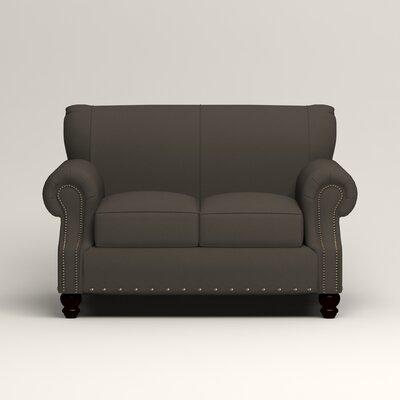 Landry Loveseat Upholstery: Tibby Pewter
