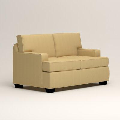 Clarkedale Loveseat Upholstery: Bayou Sunshine