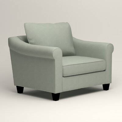 Brooke Armchair Upholstery: Bayou Spray