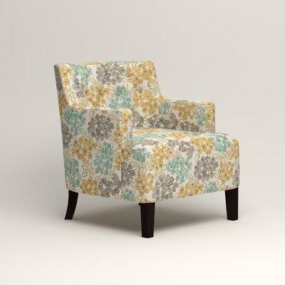 Howerton Chair Color: Wilmer Blooming Pool