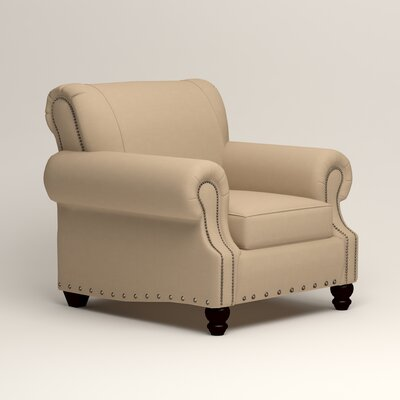 Landry Chair Upholstery: Bayou Stone