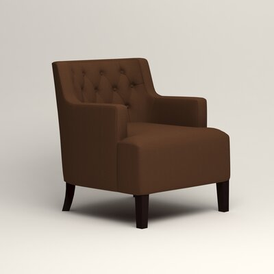 Howerton Chair Color: Jackson Coffee Microsuede