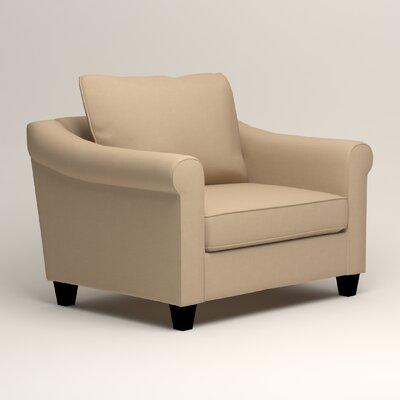 Brooke Armchair Upholstery: Bayou Stone