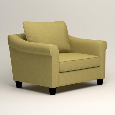 Brooke Armchair Upholstery: Lizzy Kiwi