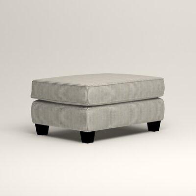 Brooke Ottoman Upholstery: Astere Spa