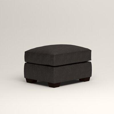 Pratt Leather Ottoman Upholstery: Liberty Espresso