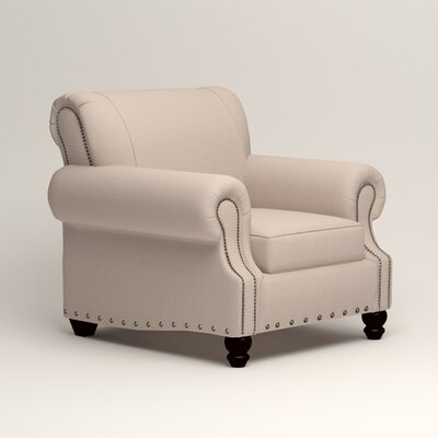 Landry Chair Upholstery: Lizzy Linen