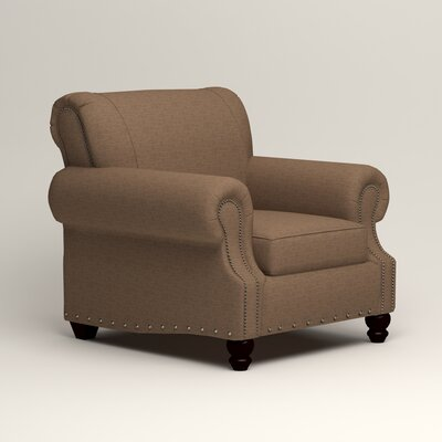 Landry Chair Upholstery: Lizzy Hemp