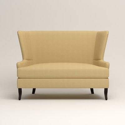 Elliot Settee Upholstery: Bayou Sunshine