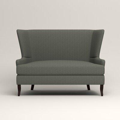 Elliot Settee Upholstery: Lizzy Surf