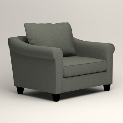 Brooke Armchair Upholstery: Lizzy Surf