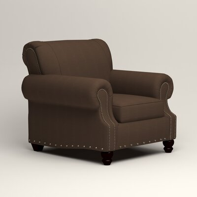 Landry Chair Upholstery: Bayou Coffee