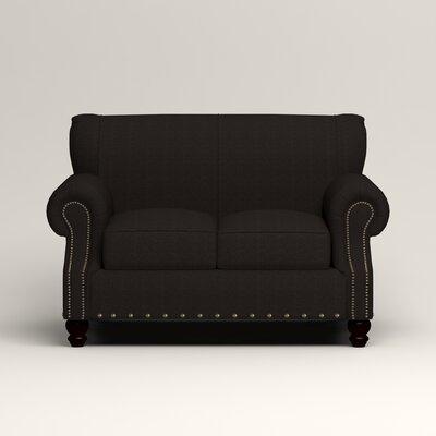 Landry Loveseat Upholstery: Hilo Graphite