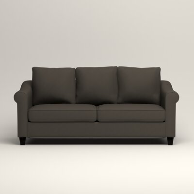 Brooke Sofa Upholstery: Tibby Pewter