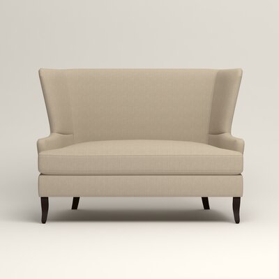Elliot Settee Upholstery: Bayou Natural