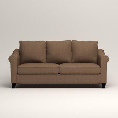 Brooke Sofa Upholstery: Lizzy Hemp