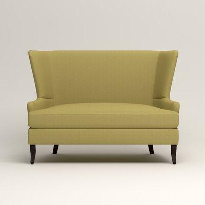 Elliot Settee Upholstery: Lizzy Kiwi