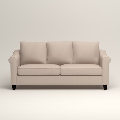 Brooke Sofa Upholstery: Lizzy Linen