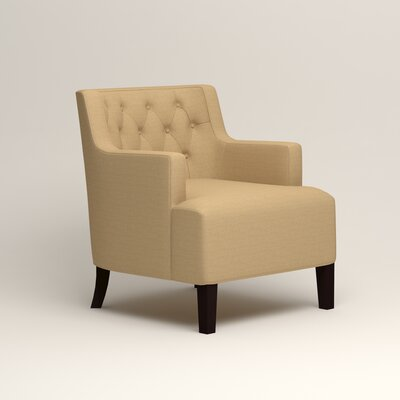 Howerton Chair Color: Bailey Barley Blended Linen