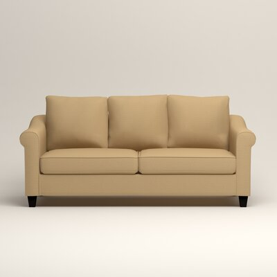 Brooke Sofa Upholstery: Trillion Saffron