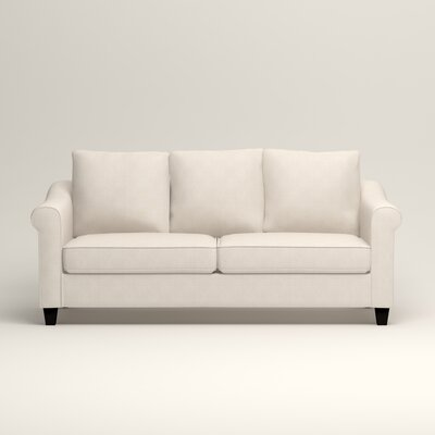 Brooke Sofa Upholstery: Bevin Natural