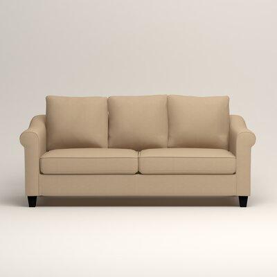 Brooke Sofa Upholstery: Bayou Stone