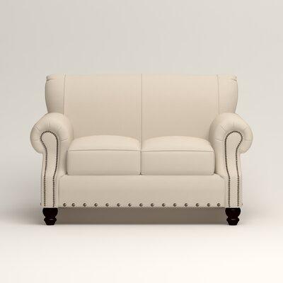 Landry Loveseat Upholstery: Bayou Natural