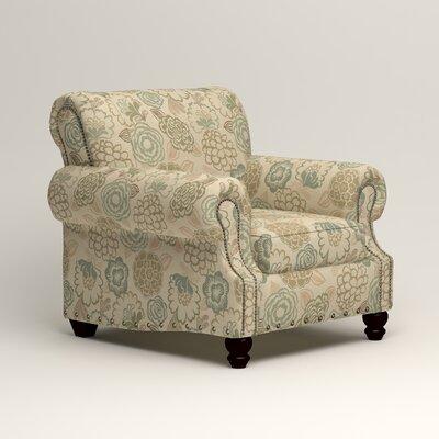Landry Chair Upholstery: Okeefe Seabreeze