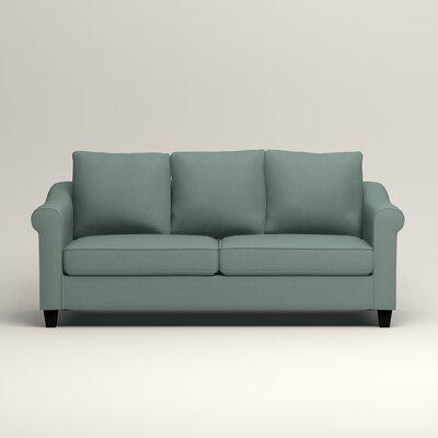 Brooke Sofa Upholstery: Hilo Turquoise