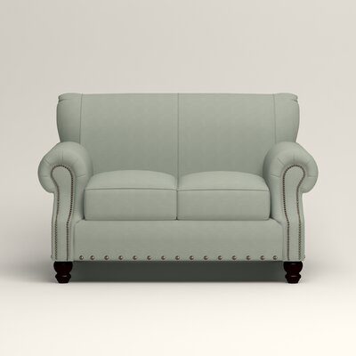 Landry Loveseat Upholstery: Bayou Spray