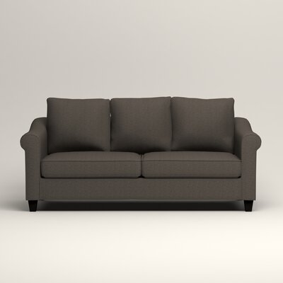 Brooke Sofa Upholstery: Lizzy Graphite