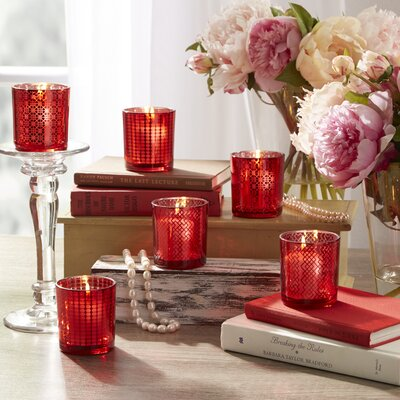 Rouge Votive Holders