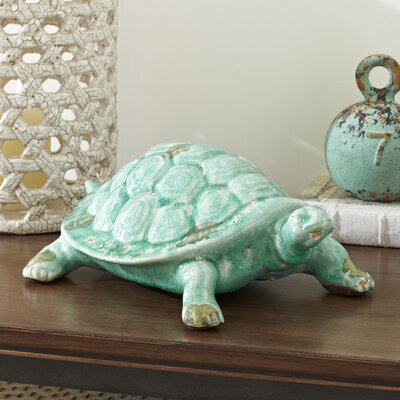 Ceramic Turtle Decor
